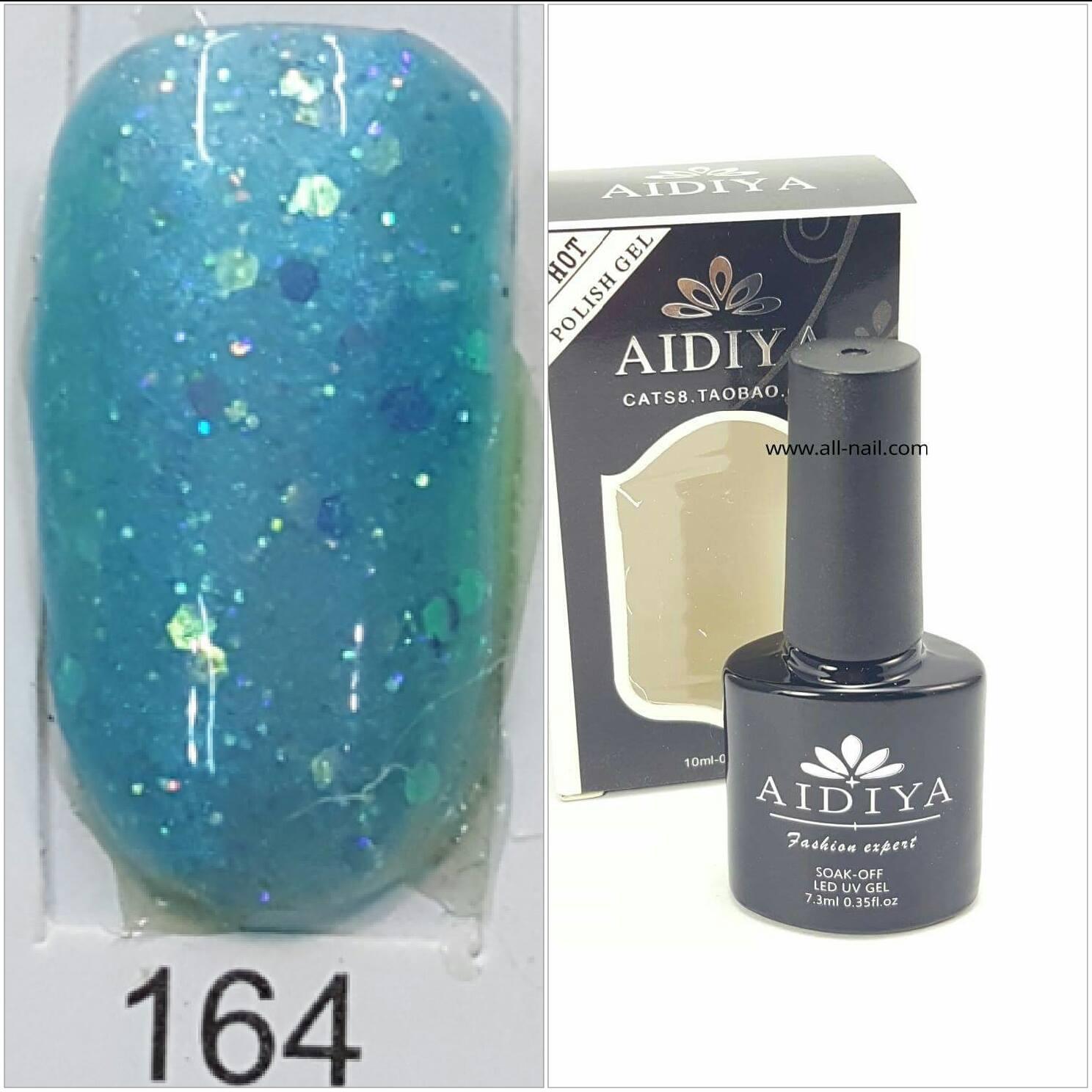 สีเจลทาเล็บ AIDIYA #164