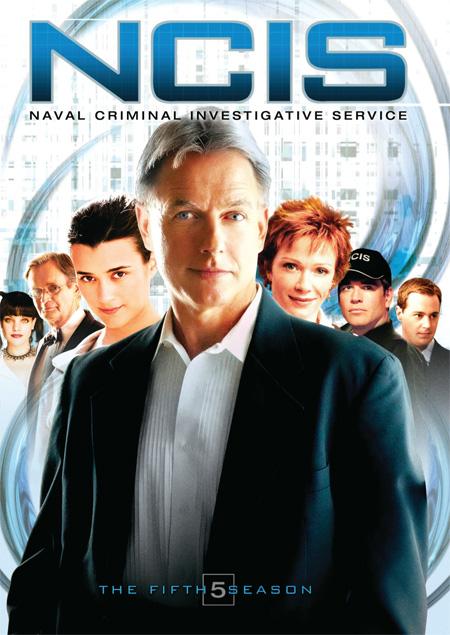 NCIS: Naval Criminal Investigative Service Season 5 / เอ็นซีไอเอส หน่วยสืบสวนแห่งนาวิกโยธิน ปี 5 / 5 แผ่น DVD (บรรยายไทย)