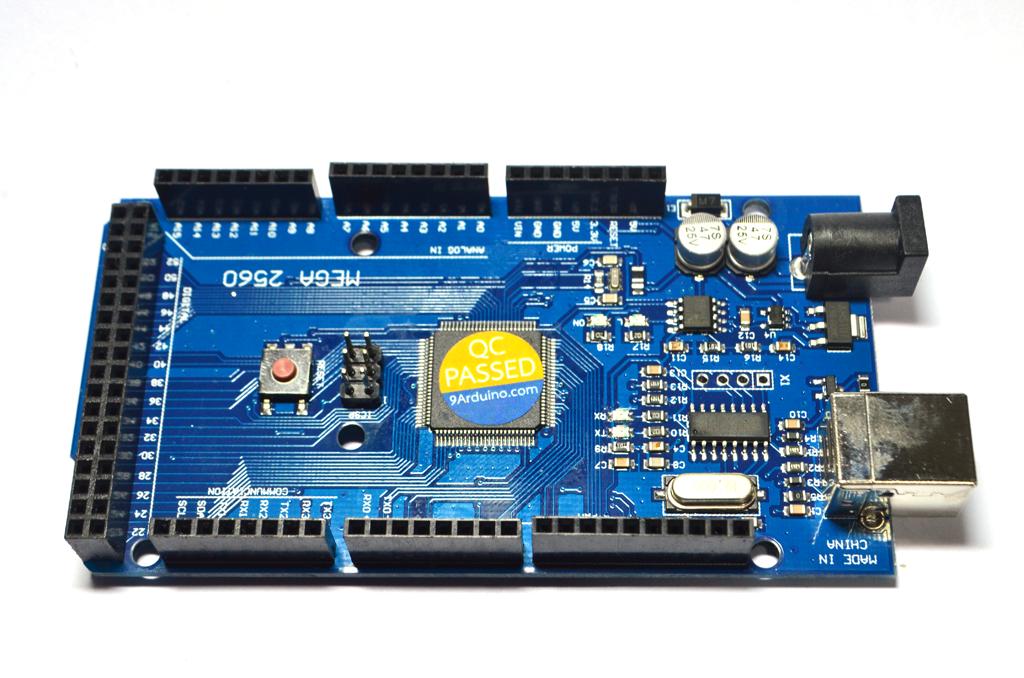 Arduino MEGA 2560 R3 พร้อมสาย USB ราคาถูก
