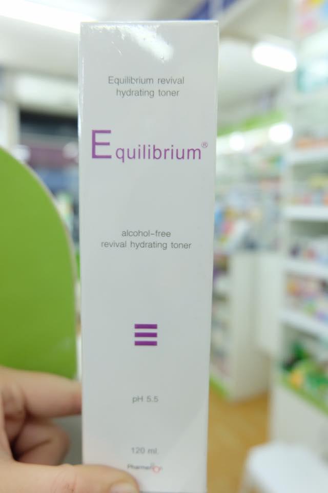 Equilibrium Toner 120 ml
