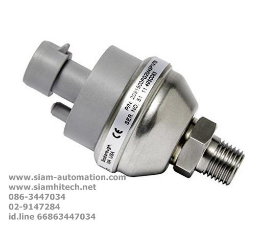 Pressure Transducer Gauge ยี่ห้อ Setra รุ่น209