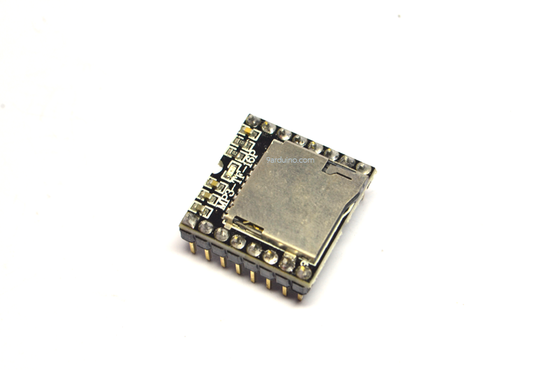 Arduino Mini MP3 Player