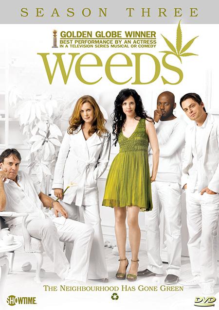 Weeds Season 3 / ม่ายชุลมุน ปี 3 / 6 แผ่น DVD (บรรยายไทย)
