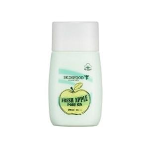 พร้อมส่ง SKINFOOD Fresh Apple Pore Sun SPF50+ PA+++ 50g ครีมกันแดดสูตรแอ๊บเปิ้ล