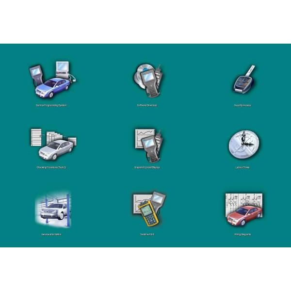 โปรแกรมรวมคู่มือซ่อมทั้งคันและ WIRING DIAGRAM OPEL มีทุกรุ่นเครื่องยนต์ทุกตัว