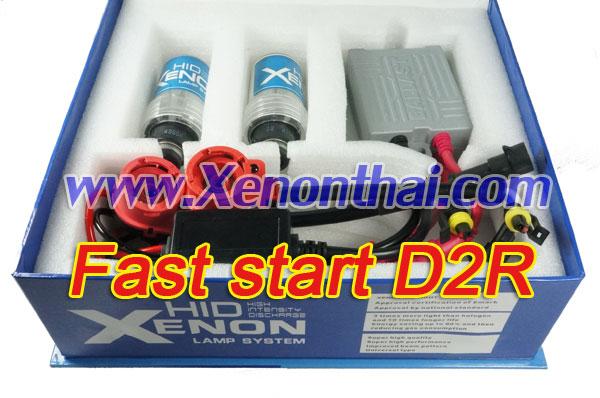 ไฟ xenon kit D2R Fast start Ballast A6