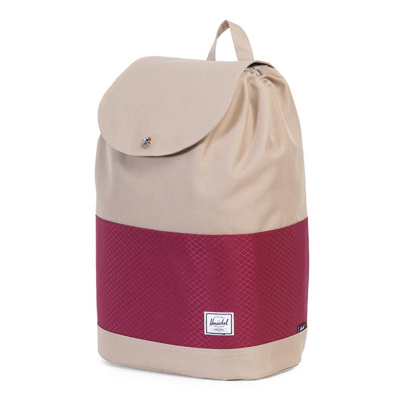 Herschel Reid Backpack - Brindle / Windsor Wine