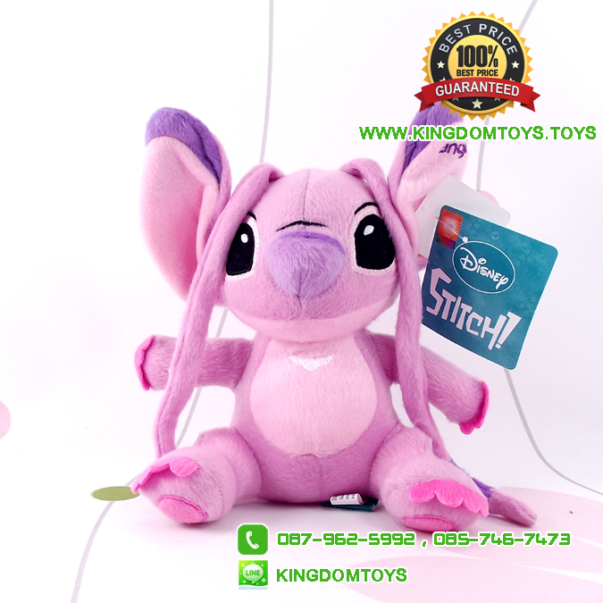 ตุ๊กตา Angle Standard 6 นิ้ว [Disney Stitch]