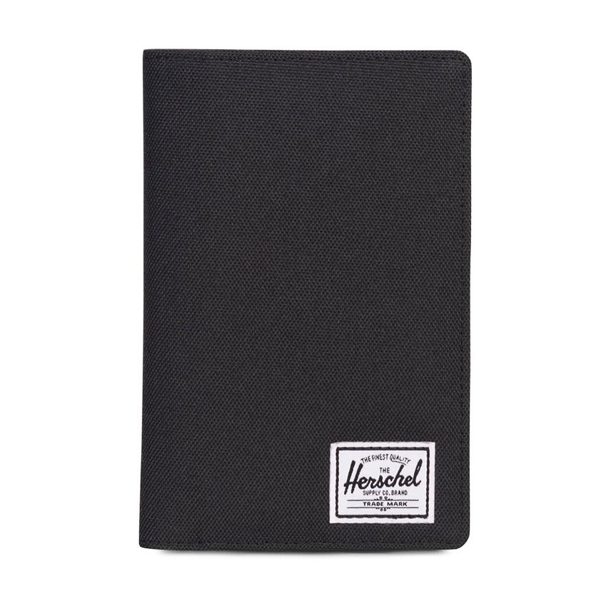 Herschel Search Passport Holder - Black / RFID