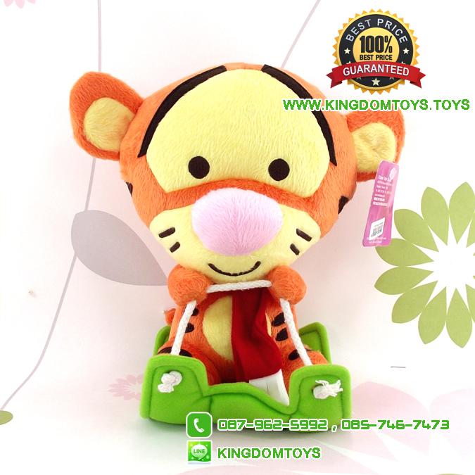 ตุ๊กตา Cutie Tigger Snowboard 9 นิ้ว [Disney]
