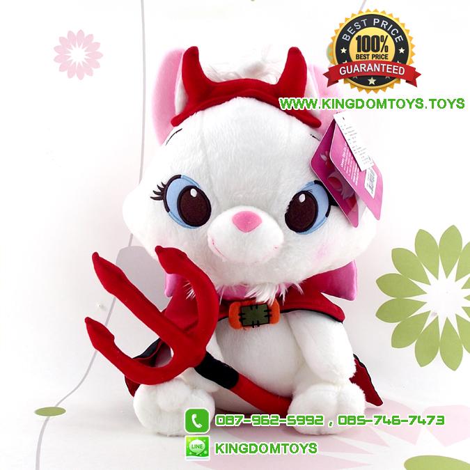 ตุ๊กตาแมวมารี Devil 10 นิ้ว [Disney]