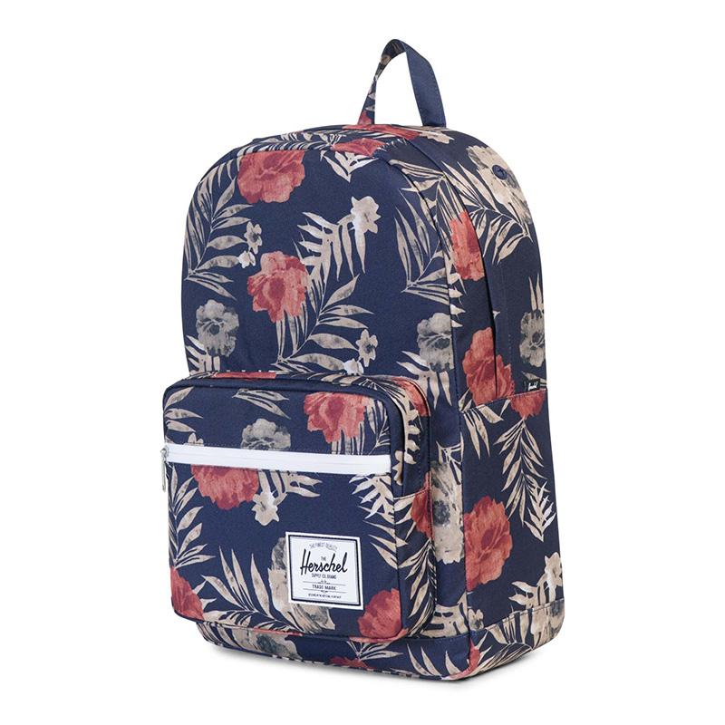 Herschel Pop Quiz Backpack - Peacoat Floria