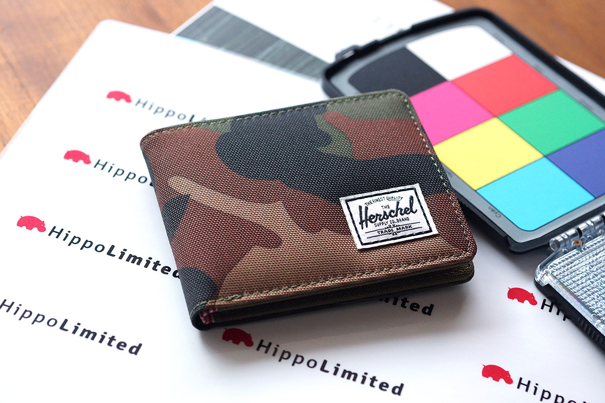 Herschel Roy Wallet - Woodland Camo/Army