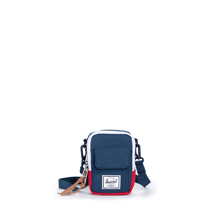 Herschel Ellison Tech Case - Navy/Red