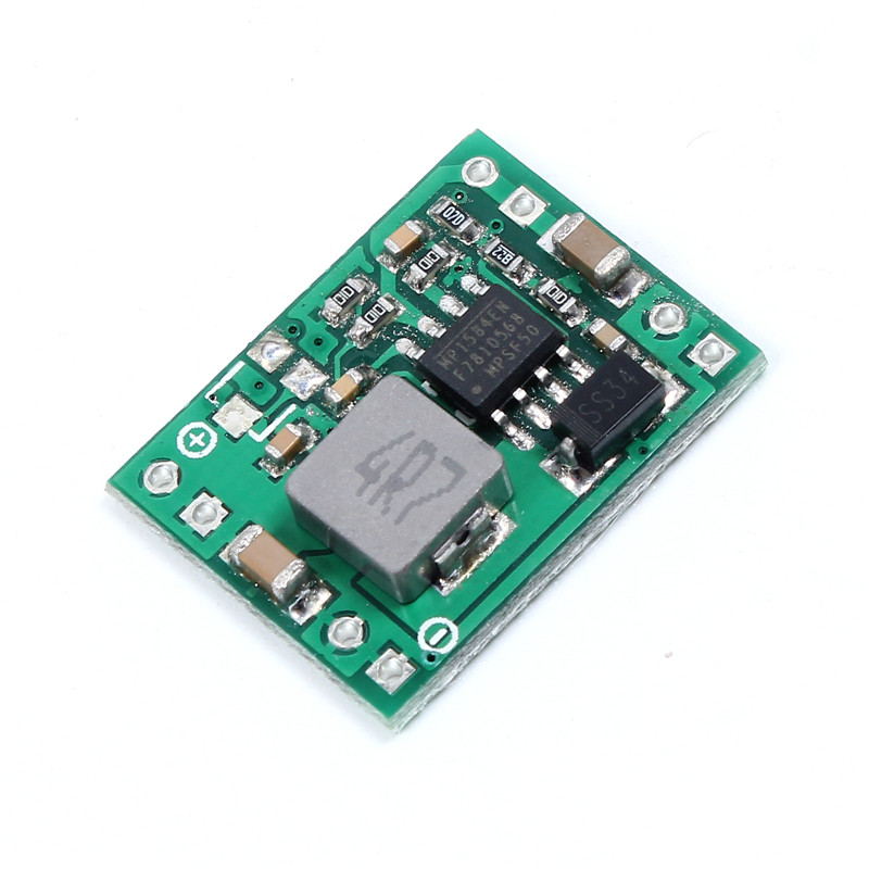 MP1584 DC to DC Stepdown 4.5 - 28VDC to 0.8 - 20VDC 3A