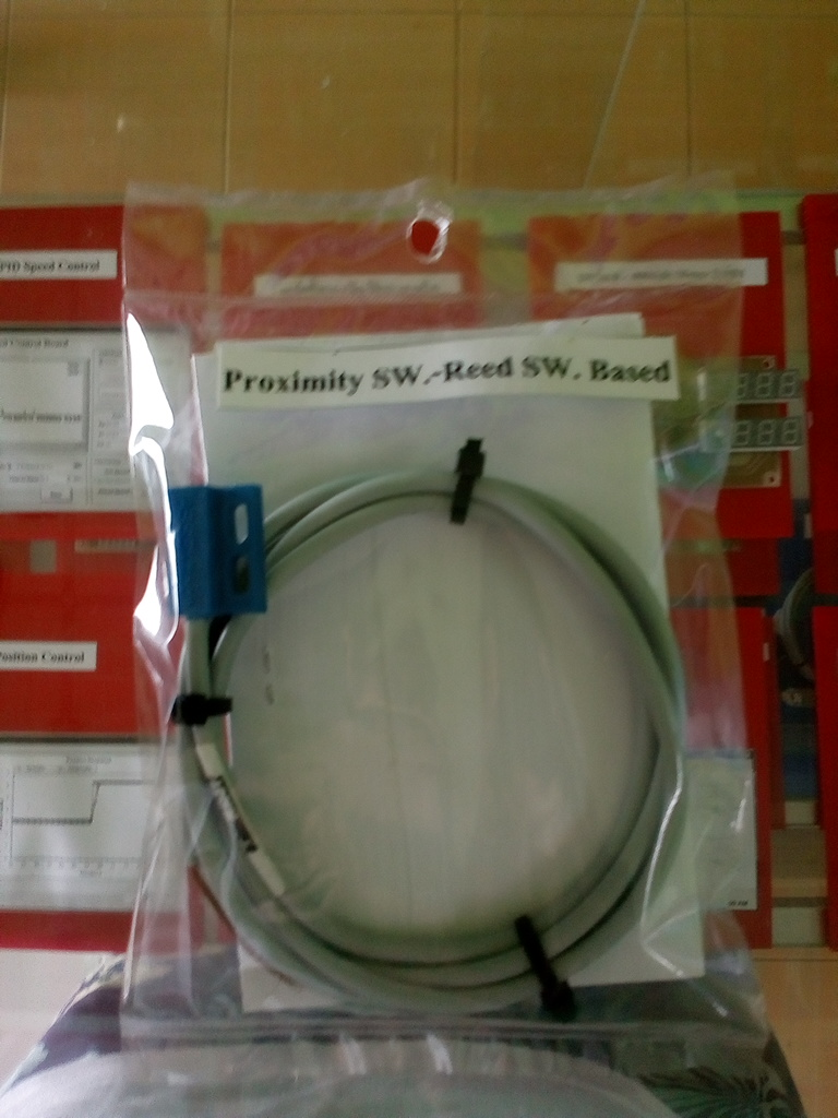 Proximity Switch, Reed Switch Based