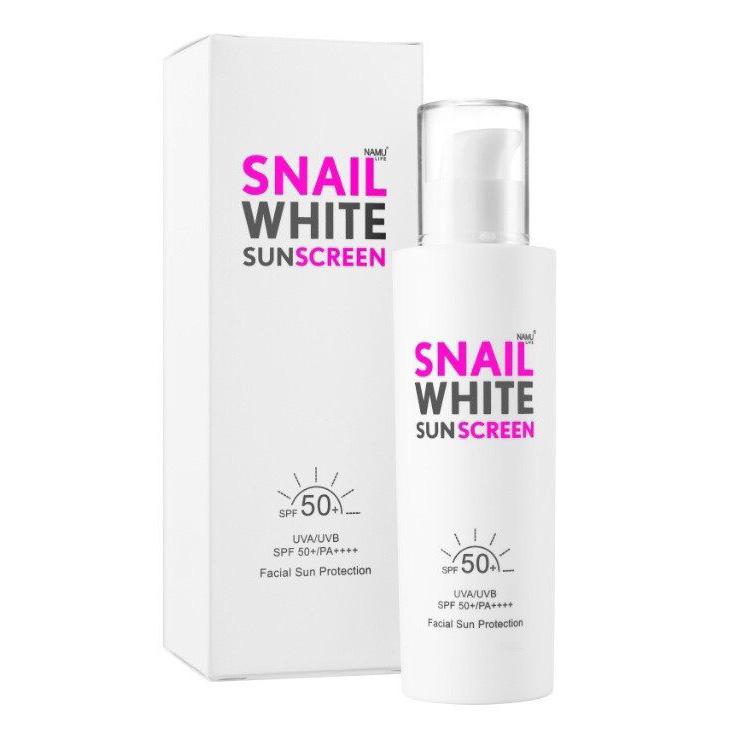 Snail White Sunscreen 15 ml. ครีมกันแดด สเนล ไวท์