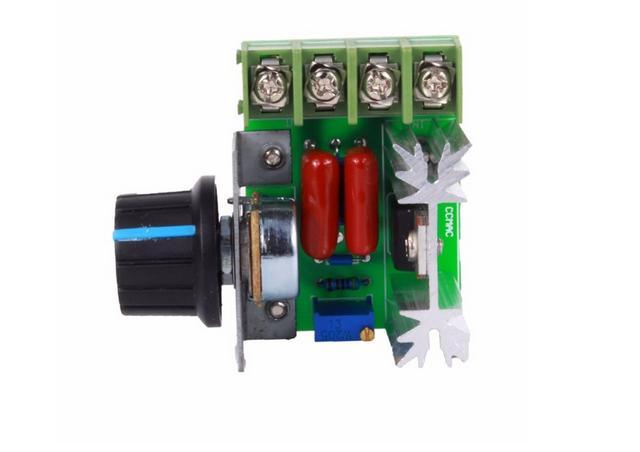 บอร์ดวบคุมมอเตอร์ Brushless 50-200V 2000W 25A.