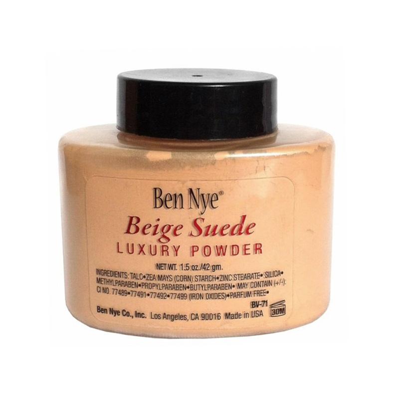 Ben Nye Luxury Powder #Beige Suede 42g