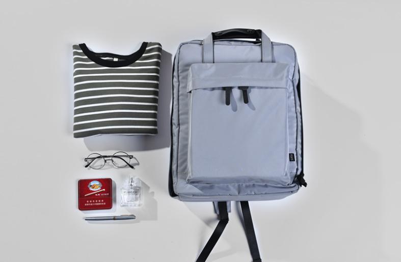 กระเป๋าเป้ อเนกประสงค์ ผ้ากันน้ำสำหรับผู้ชายและผู้หญิง