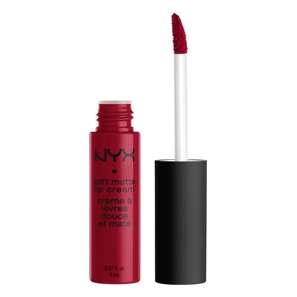 NYX Soft Matte Lip Cream #SMLC10 Monte Carlo