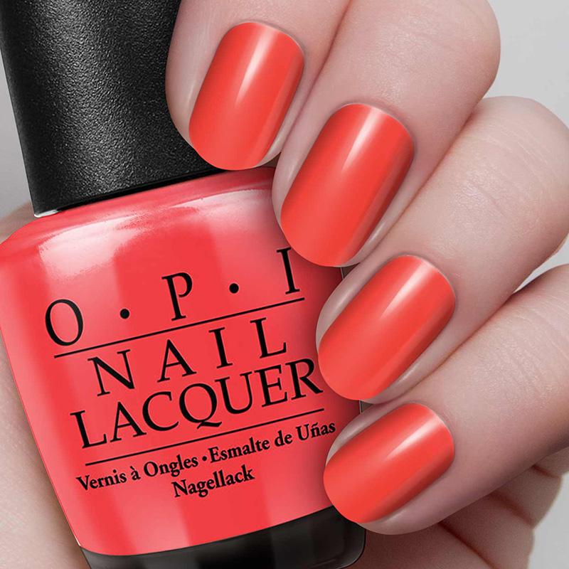 O.P.I Nail Lacquer #Aloha from OPI