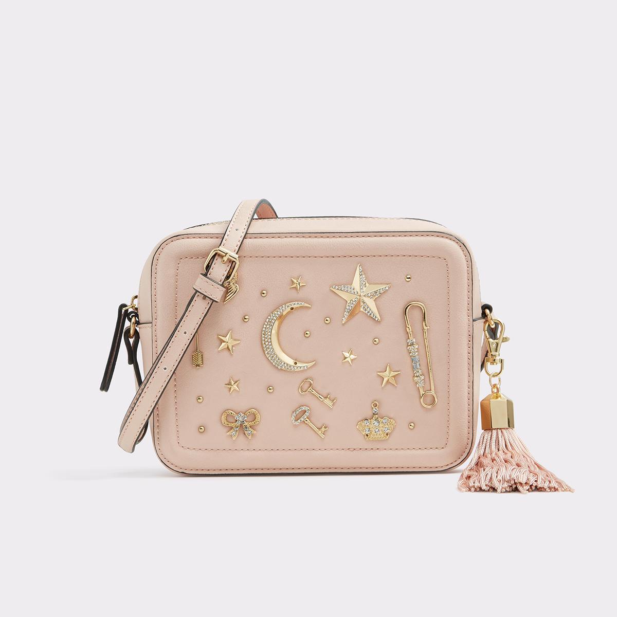 Aldo Shoulder Bag *สีชมพูนู้ด