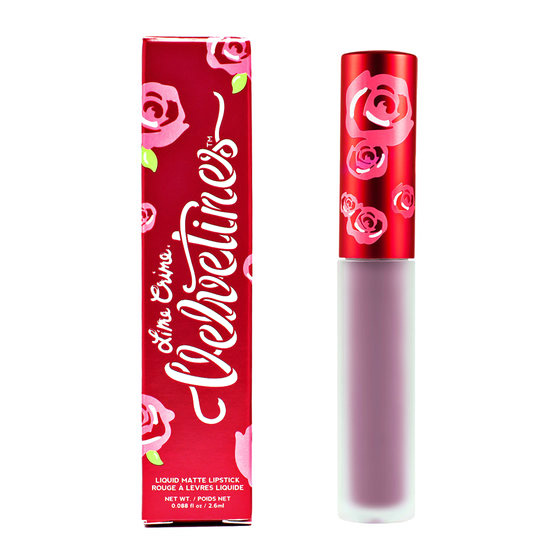 Lime Crime Matte Velvetines #Faded
