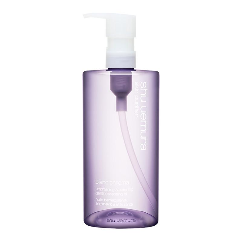 Shu Uemura Blanc:Chroma Brightening & Polishing Gentle Cleansing Oil 450ml