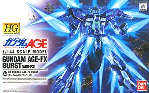 HGAGE1/144 32 HG AGE- FX Burst