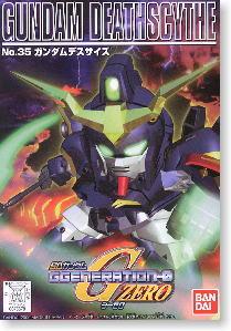 (เหลือ 1 ชิ้น รอเมล์ฉบับที่2 ยืนยัน ก่อนโอน) 75679 GG 35.Gundam Death Scythe (SD) ( 400yen