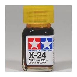 80024 Enamel X24 clear yellow