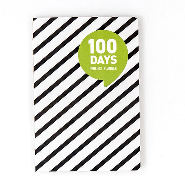 สมุด Planner stripe