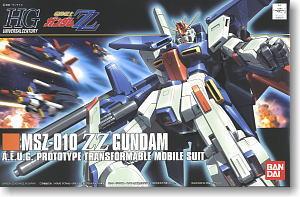 hg1/144 111 ZZ gundam