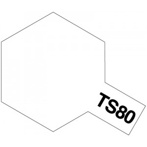 TS-80 flat clear (เคลียร์ด้าน)