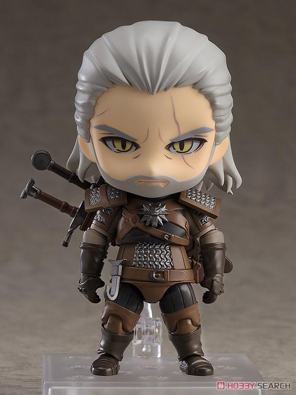 เปิดรับPreorder มีค่ามัดจำ 300 บาท Nendoroid Geralt (Completed) // Height: approx 100mm.