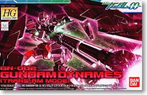 hg0032 1/144 GN-002 Gundam Dynames Trans-AM Mode (HG)