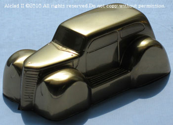 ALC-122 mirrored gold for lexan (1 oz.)