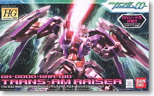 hg 1/144 42 Trans-AM Raiser Gloss Injection Version 2000yen