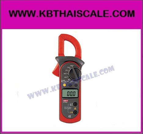 แคมป์มิเตอร์ เครื่องมือวัดไฟฟ้า AC/DC Digital Clamp Meter UNI-T UT200A