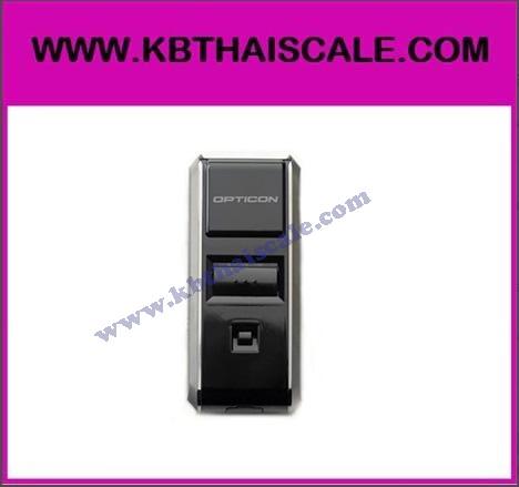 เครื่องเช็คสต็อก เครื่องนับสต็อก เครื่องตรวจนับสต็อคสินค้า บลูทูธสแกนเนอร์ Opticon opn-3002n 2D scanner