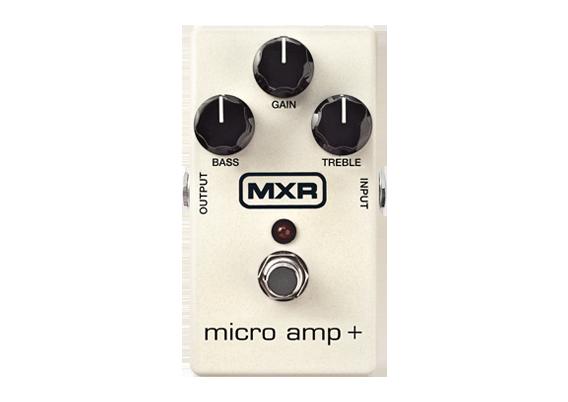 Jim Dunlop MXR M-133 Micro Amp Pedal