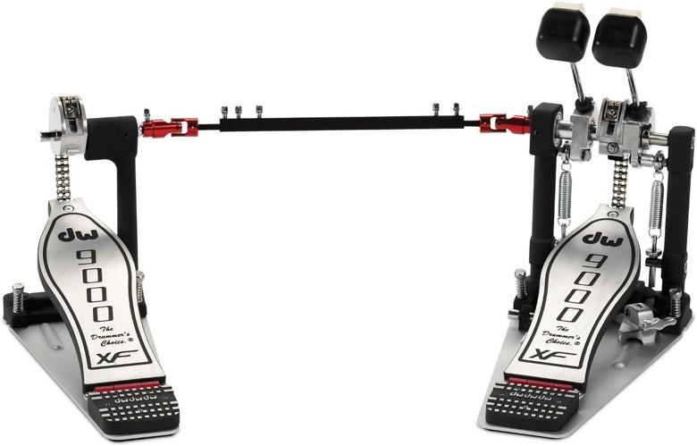 DW C9002 Double Bass Drum Pedal