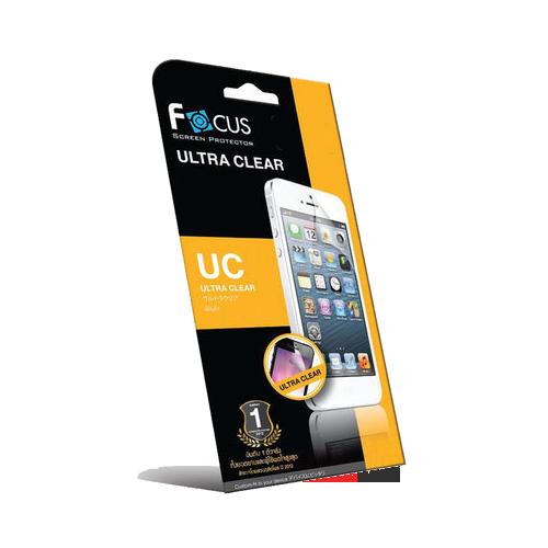 โฟกัสฟิล์มใส (FOCUS ULTRA CLEAR) Apple iPhone 5/5S/SE