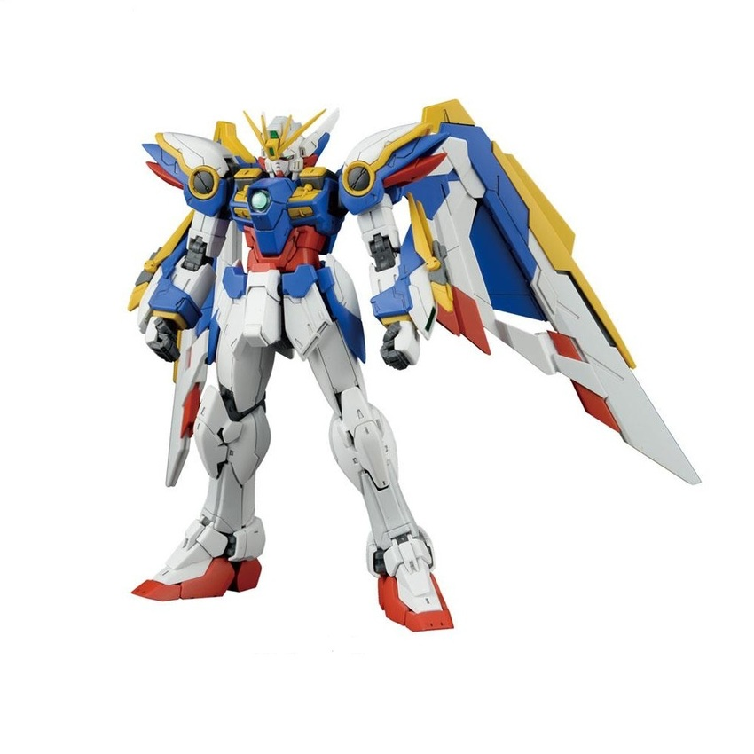 Bandai 1/144 Real Grade XXXG-01W Wing Gundam EW