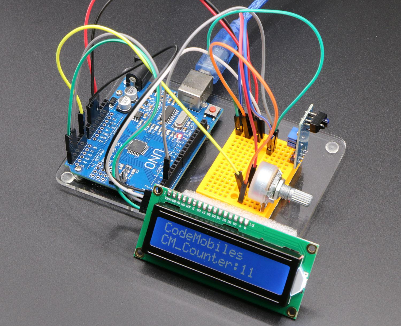 Arduino Starter Kit V1 (Arduino + Infrared + LCD + Analog2Digital)