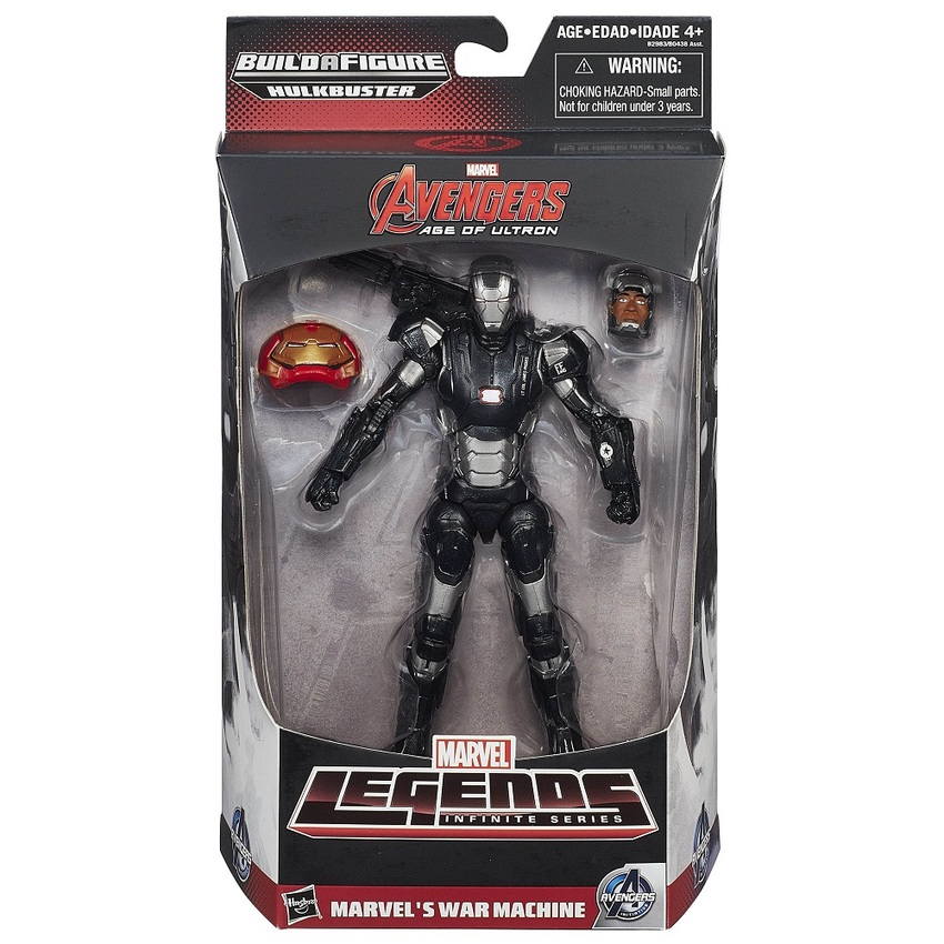 MARVEL LEGEND : AVENGERS Age Of Ultron HULKBUSTER SERIES : WAR MACHINE MK II Movie Ver.