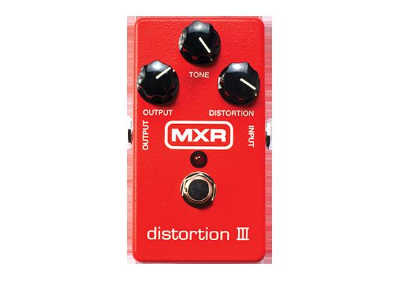 Jim Dunlop MXR Distortion III M115
