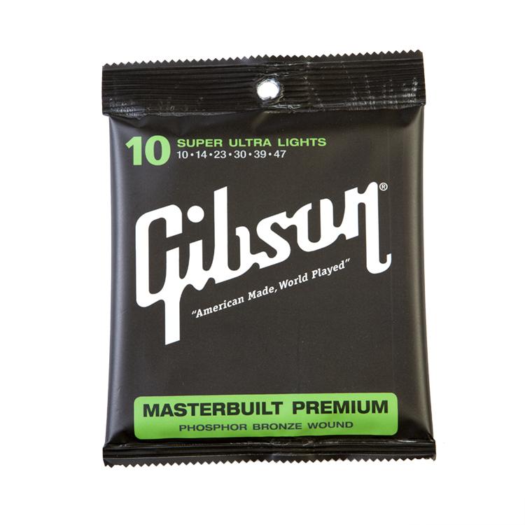 Gibson Masterbuilt Premium Super Ultra Light 010-047