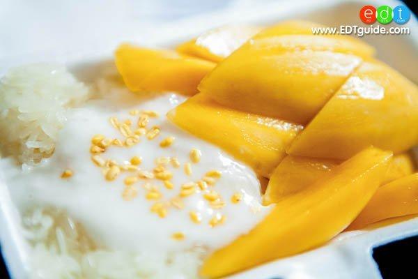 กลิ่นมะม่วงข้าวเหนียว (มะม่วงกะทิ) (พรีเมี่ยม) ( Mango with Sticky Rice Flavor )